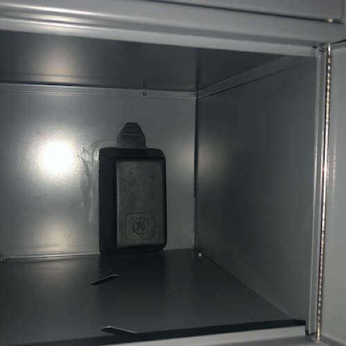 MILKBOX_S5KLEB,coffre à clés sécurisé - boîte à clés