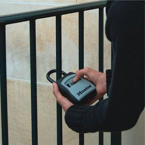 MLK5400D,coffre à clés - coffre à clés