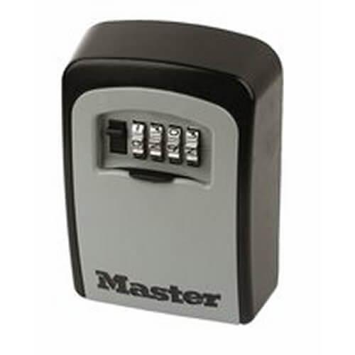 MLK5401D - coffre à clés sécurisé - boîte à clés murale