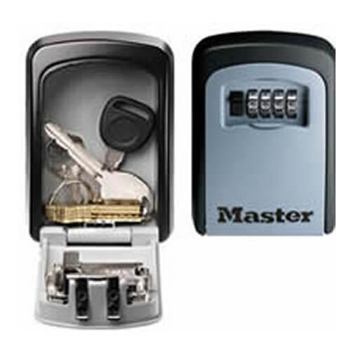MLK5401D - boîte à clés murale - coffre à clés sécurisé