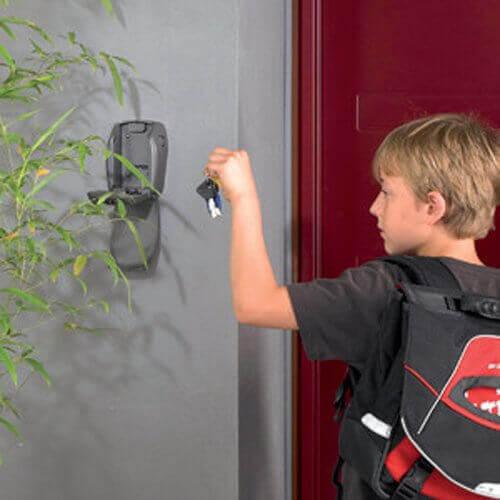 MLK5415 - coffre à clés sécurisé - coffre à clés mural