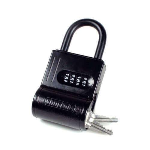 SL200 - boîte à clés à code - coffre à clés sécurisé