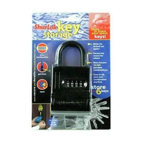 SL200,coffre à clés sécurisé - boîte à clés à code