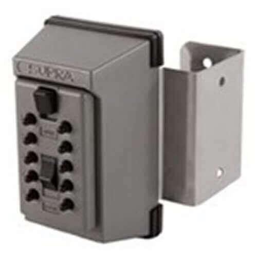 SUPRAJ5 - boîte à clés - coffre à clés mural