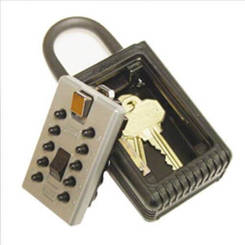 SUPRAPORT - boîte à clés murale - coffre à clés à code
