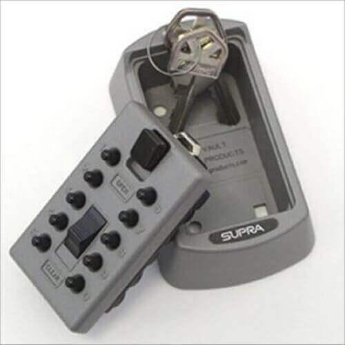 SUPRAS6 - boîte à clés à code - boîte à clés à code