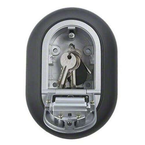 Y500,boîte à clés sécurisée - coffre à clés à code