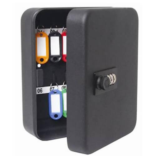 YKC20 - coffre à clés - boîte à clés