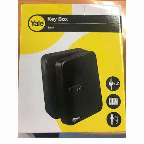 YKC20 - coffre à clés sécurisé - coffre à clés mural